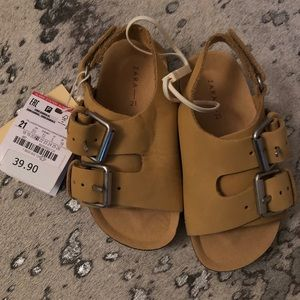 Zara Kids Birkenstock's Sandals
